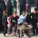 سوگواره سوم-عکس 34-مهسا ربیعی گندمان-پیاده روی اربعین از نجف تا کربلا