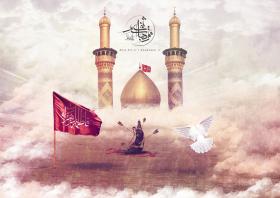 سوگواره سوم-پوستر 18-محمد اسماعیلی رنانی-پوستر عاشورایی