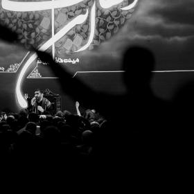 سوگواره چهارم-عکس 37-عبدالحسین بدرلو-جلسه هیأت فضای داخلی