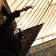 سوگواره پنجم-عکس 10-محمدعلی طاهری پور اصفهانی-جلسه هیأت فضای بیرونی