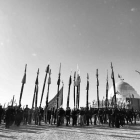 سوگواره پنجم-عکس 2-نسیم اورنگ-جلسه هیأت