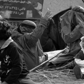 سوگواره چهارم-عکس 17-احمد هاشمیان-آیین های عزاداری