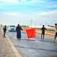 سوگواره پنجم-عکس 11-فاطمه سادات رضاتوفیق-پیاده روی اربعین از نجف تا کربلا