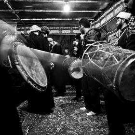 سوگواره چهارم-عکس 140-امیر حسین علیداقی-جلسه هیأت فضای داخلی