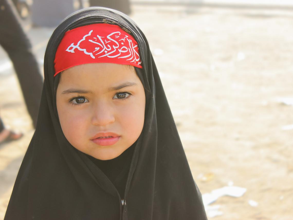 سوگواره سوم-عکس 7-عبدالحسین عبدی-پیاده روی اربعین از نجف تا کربلا