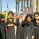 سوگواره پنجم-عکس 40-مجید پناهی-پیاده روی اربعین از نجف تا کربلا