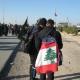 سوگواره دوم-عکس 148-محمد کشاورز-پیاده روی اربعین از نجف تا کربلا