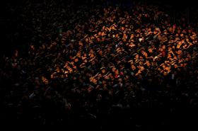سوگواره دوم-عکس 3-سیده نیلوفر محمودیان-جلسه هیأت فضای داخلی