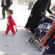 سوگواره چهارم-عکس 6-الهه بنازاده-پیاده روی اربعین از نجف تا کربلا
