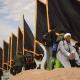سوگواره چهارم-عکس 13-زهرا افضلی-پیاده روی اربعین از نجف تا کربلا
