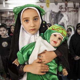 فراخوان ششمین سوگواره عاشورایی عکس هیأت-مهدی عقیقی-بخش ویژه-عکس های قدیمی