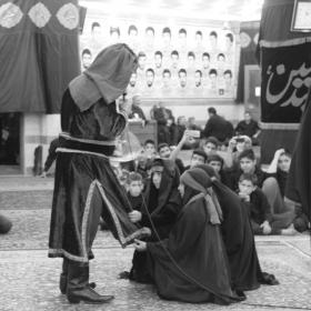 سوگواره پنجم-عکس 18-علی  سلمانی قلیچی-جلسه هیأت