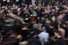 هشتمین سوگواره عاشورایی عکس هیأت-امیر قیومی-بخش اصلی-سوگواری بر خاندان عصمت(ع)
