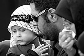 سوگواره پنجم-عکس 57-محمدرضا  خسروی چاهک -جلسه هیأت
