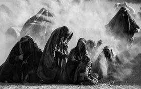 سوگواره پنجم-عکس 11-مهدی  ناظری-جلسه هیأت فضای بیرونی