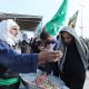 سوگواره پنجم-عکس 16-زهرا شهید-پیاده روی اربعین از نجف تا کربلا
