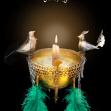 هشتمین سوگواره عاشورایی پوستر هیات-نرگس غیومیان-جنبی-پوستر شیعی