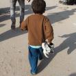 سوگواره سوم-عکس 71-سیده هاله حیدری-پیاده روی اربعین از نجف تا کربلا