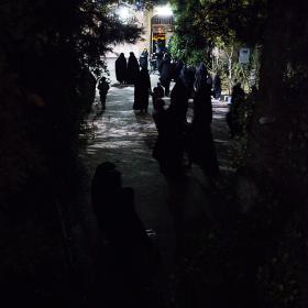 سوگواره دوم-عکس 4-عبدالحسین بدرلو-جلسه هیأت فضای بیرونی