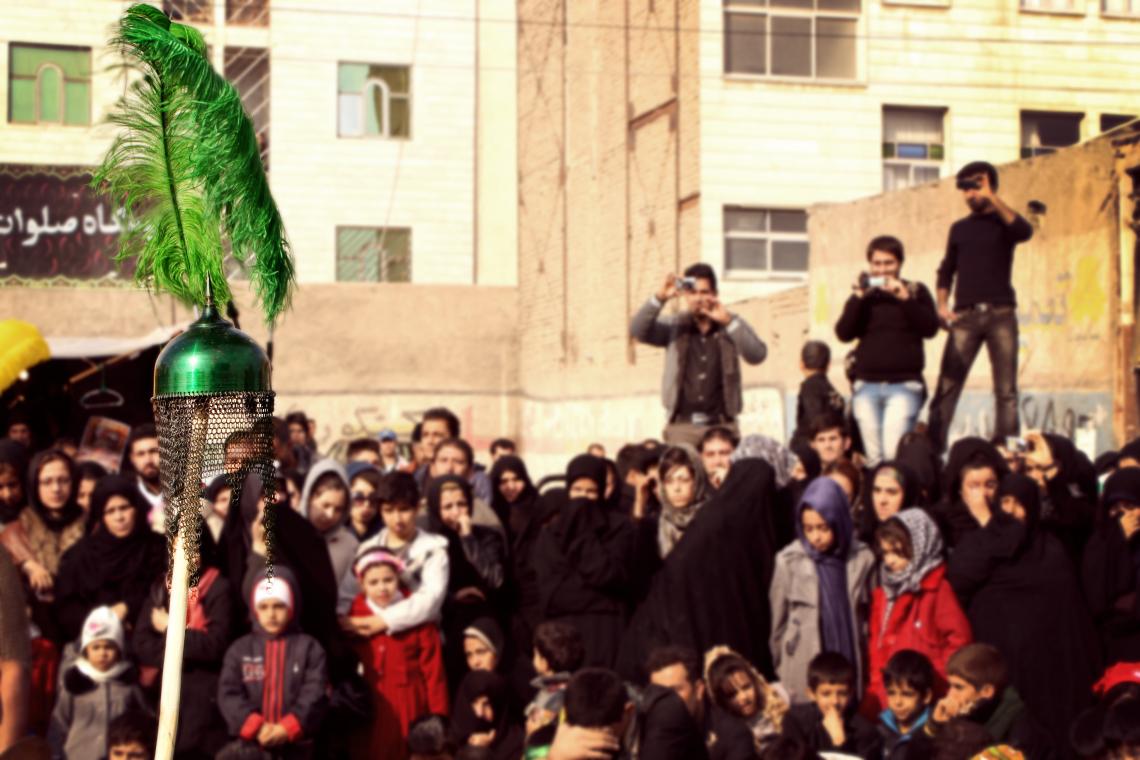 سوگواره اول-عکس 3-محمد عباسی-جلسه هیأت