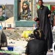 سوگواره پنجم-عکس 9-محبوبه خستو-پیاده روی اربعین از نجف تا کربلا