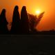 سوگواره چهارم-عکس 20-فائزه  بختیاری-پیاده روی اربعین از نجف تا کربلا