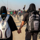 سوگواره پنجم-عکس 117-امیر قیومی-پیاده روی اربعین از نجف تا کربلا