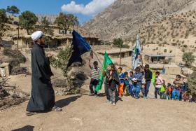 فراخوان ششمین سوگواره عاشورایی عکس هیأت-داود ایزدپناه-بخش جنبی-هیأت کودک