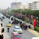 سوگواره پنجم-عکس 42-امین رحیم آبادی-پیاده روی اربعین از نجف تا کربلا