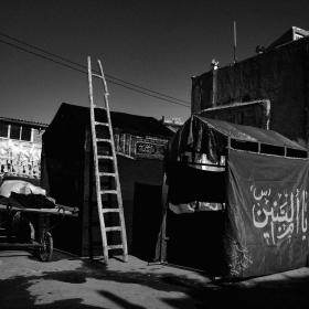 فراخوان ششمین سوگواره عاشورایی عکس هیأت-محمود بازدار-بخش اصلی -جلسه هیأت