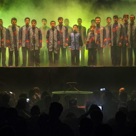 سوگواره پنجم-عکس 35-محمد حسين دهقاني-جلسه هیأت فضای بیرونی