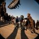 سوگواره دوم-عکس 10-روح الله خسروی نژاد-پیاده روی اربعین از نجف تا کربلا