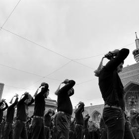 سوگواره پنجم-عکس 21-معصومه  فریبرزی-جلسه هیأت