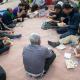 سوگواره چهارم-عکس 12-عبدالمجید اکبری-پیاده روی اربعین از نجف تا کربلا